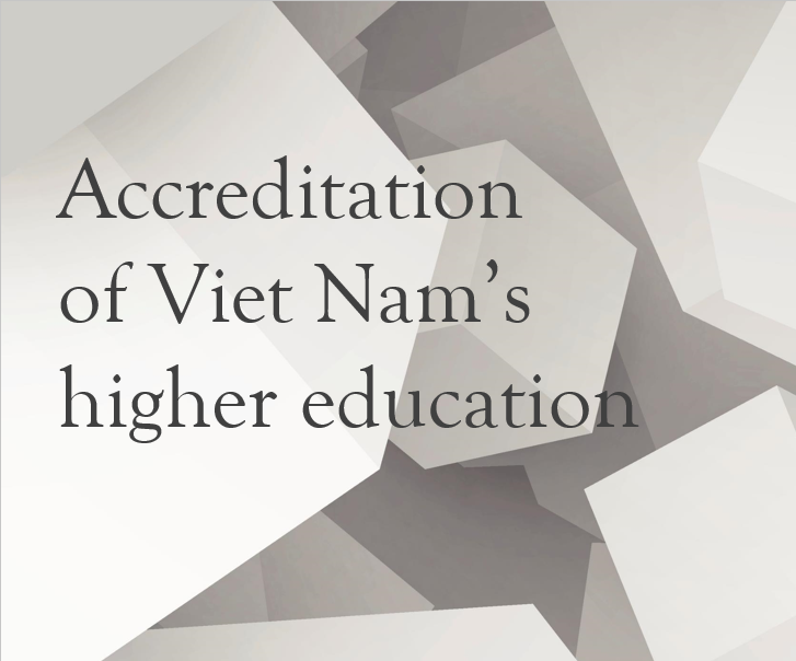 Accreditation of Viet Nam's higher education