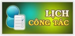 LỊCH CÔNG TÁC KHOA QUẢN TRỊ CHẤT LƯỢNG TUẦN TỪ NGÀY 06 - 10/7/2020