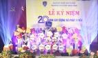 Trường Đại học Giáo dục – ĐHQGHN kỷ niệm 20 năm Xây dựng và Phát triển
